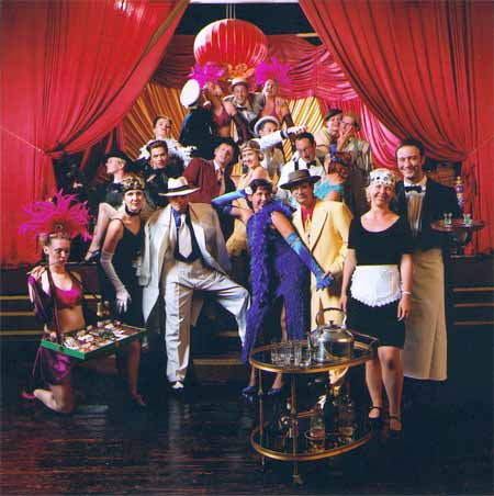 All dancers of the Cotton Club